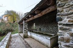 Loretu di Casinca: le lavoir