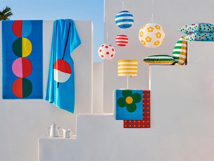Verlangen naar de zomer met IKEA Sommar