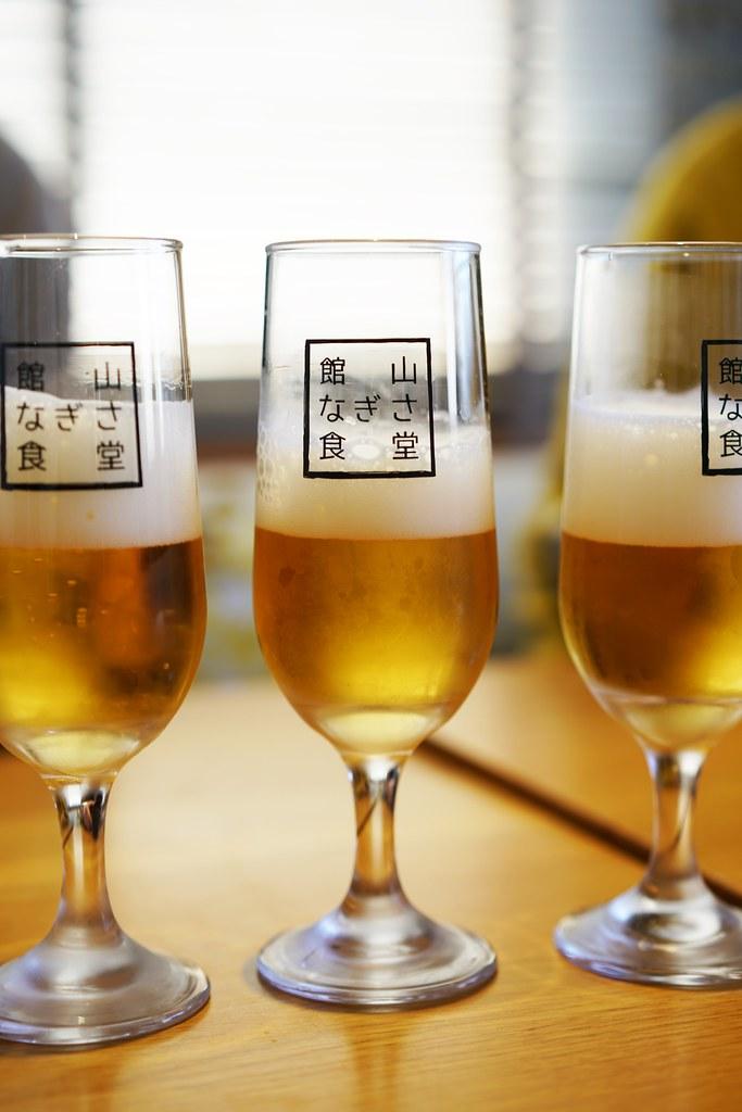 館山なぎさ食堂_ビール