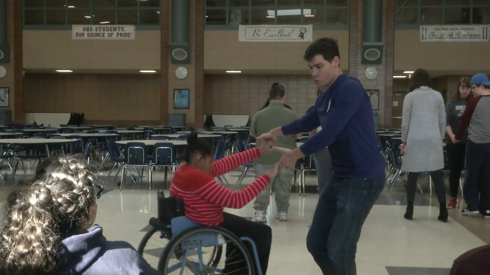 """""""A Chance to Dance"""" Helps Bring Art of Dance to People with Disabilities"""