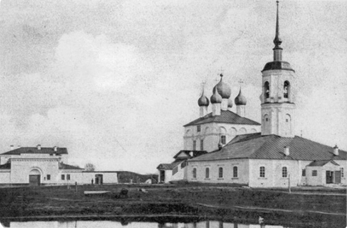 Воскресенский собор в крепости
