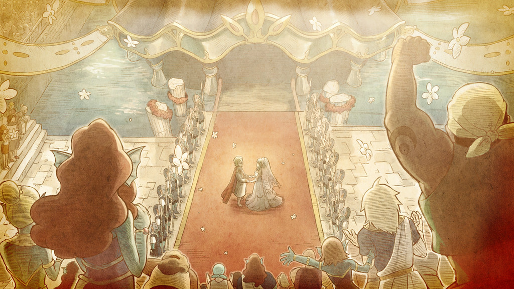 Ni no Kuni II DLC: The Tale of a Timeless Tome