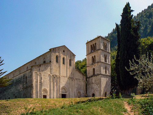 Una chiesetta dell'anno mille