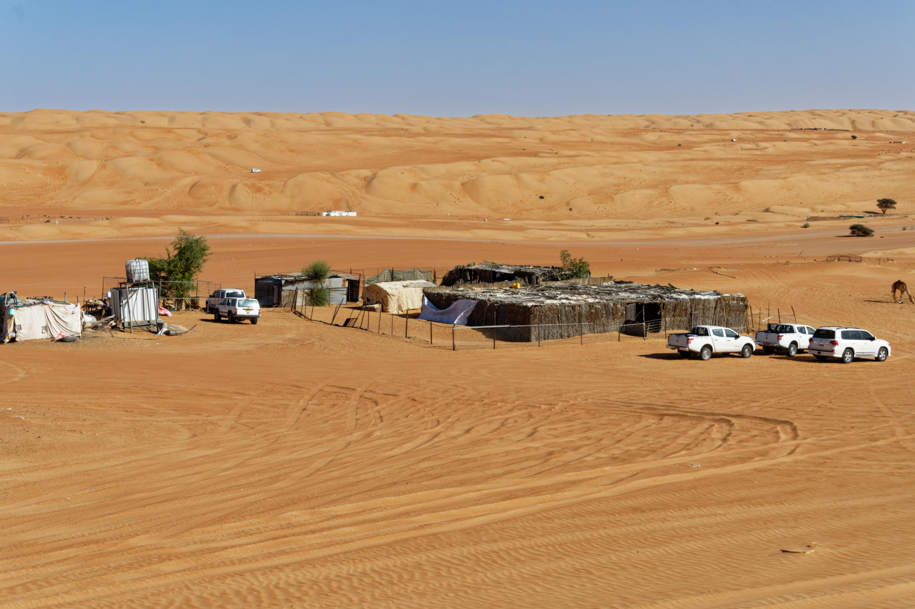 A Bedouin Family House, Oman