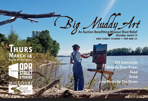 Big Muddy Art Auction