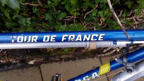 BSA Tour de France