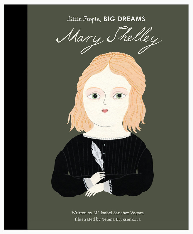 LPBD Mary Shelley cover