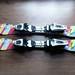 Dětské lyže Lusti JCT 70 + vázání