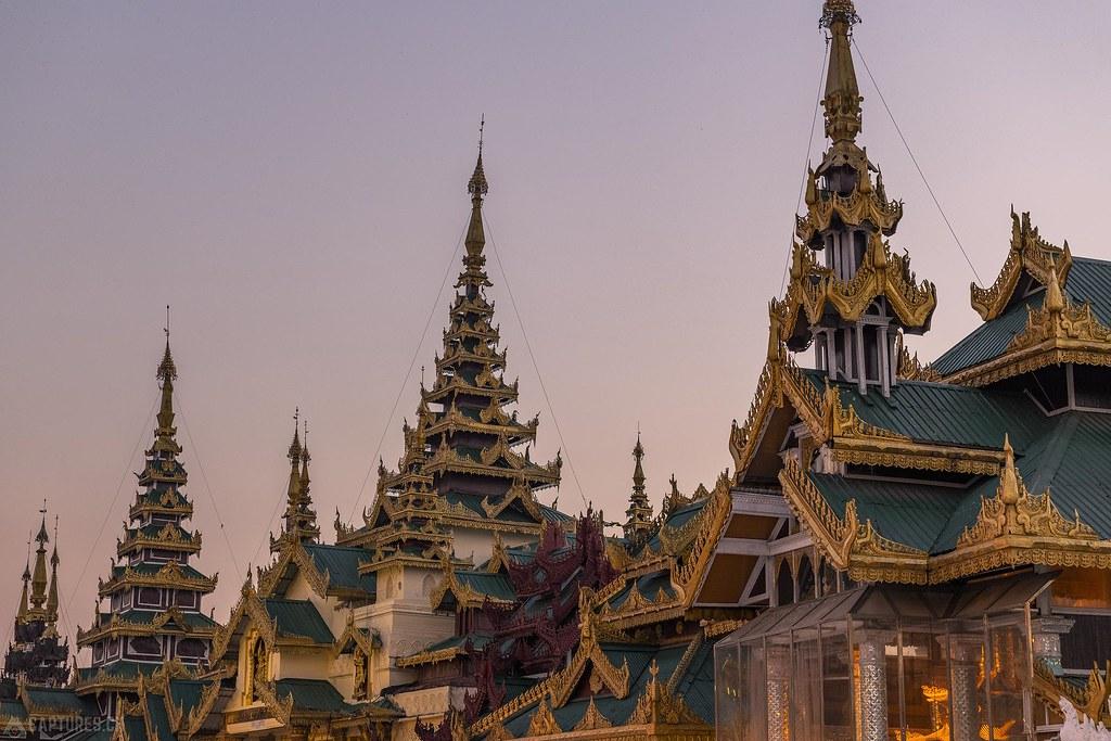 Temple - Shwedagon