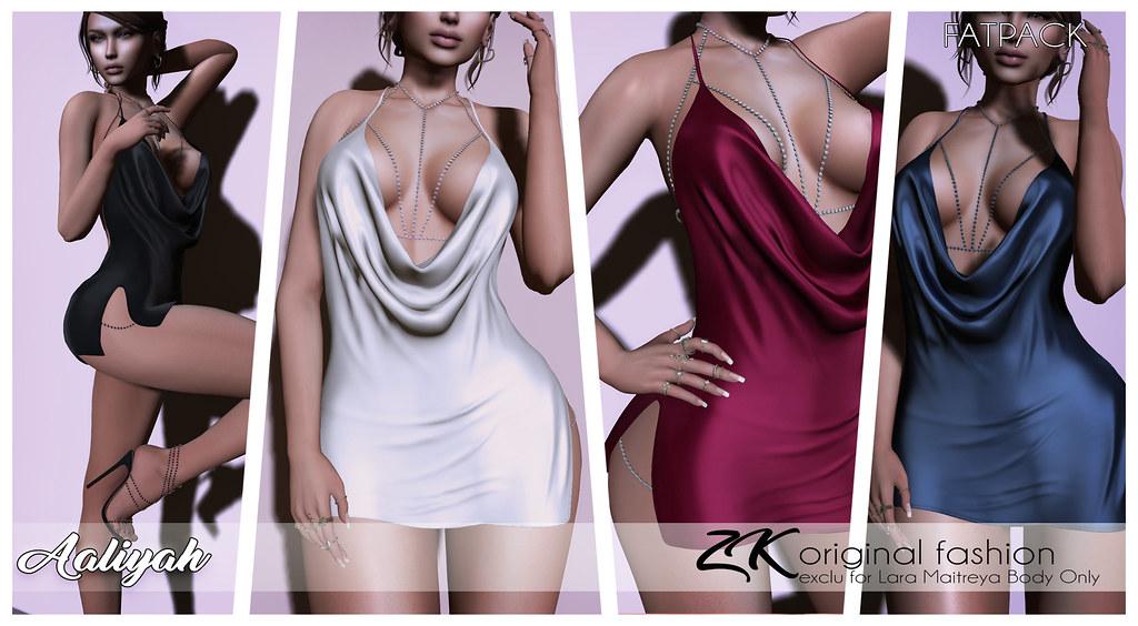 -:zk:- Aaliyah Dress&Jewel@COSMOPOLITAN EVENT - TeleportHub.com Live!