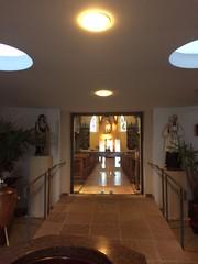 la Chapelle des confessions vu du sas - Photo of Schweighouse-sur-Moder