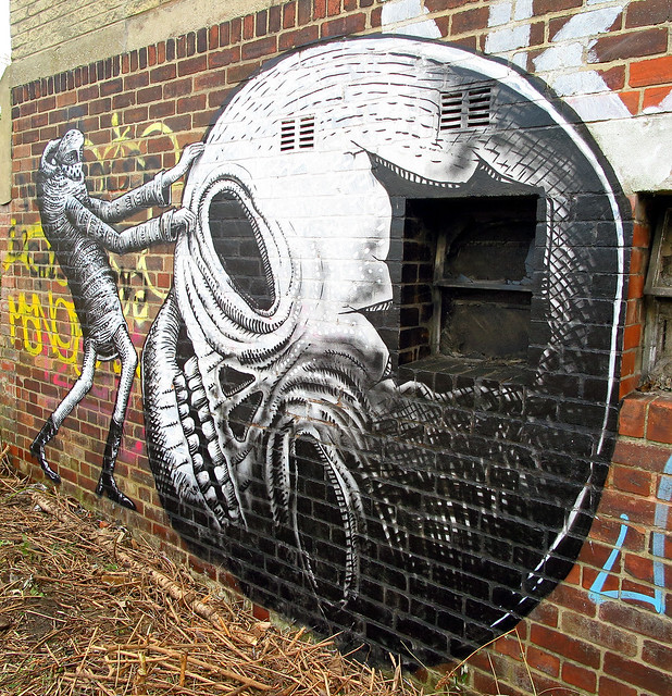 Phlegm - Sheffield - 2019