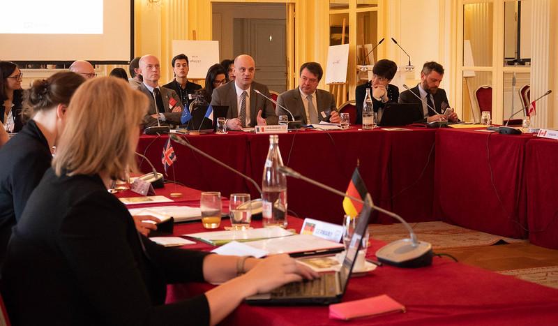 Présidence française du G7: groupe de travail du 22 février 2019