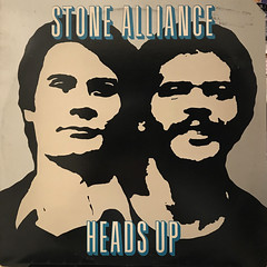 STONE ALLIANCE:HEADS UP(JACKET A)