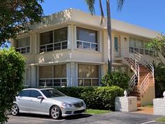 Midcentury Apartment Building Bal Harbour 1951