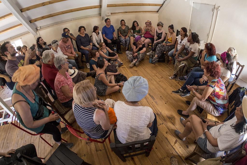 2019-01 Encuentro del Mensaje de Silo en Punta de Vacas