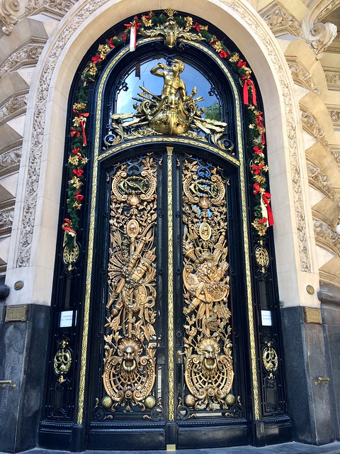 Doors in the street