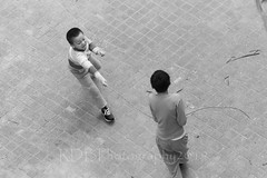 Candid Kids in China