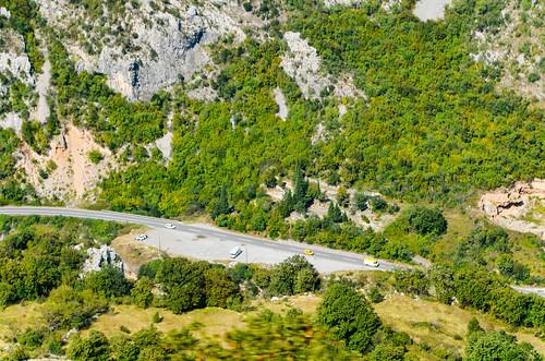 balkans barbelgradetrain europe montenegro