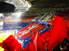 Olympique Lyonnais - FC Bacelona