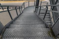 14-Escalier métallique