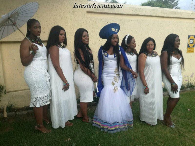 Traditional Wedding Woman Dresses 2019