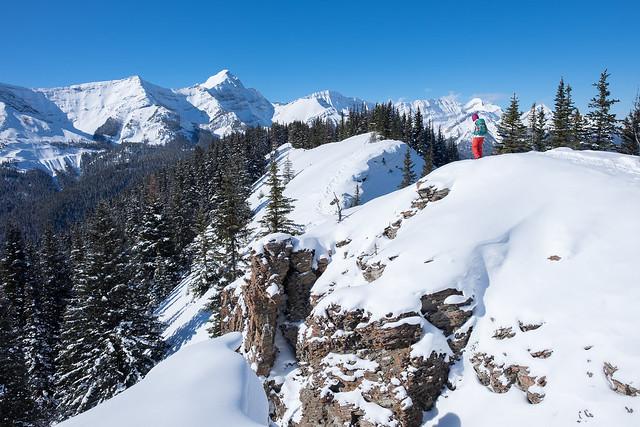 Snowshoeing - Gypsum Ridge - Feb 2019-20
