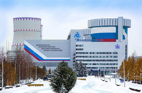 4 Калининская АЭС