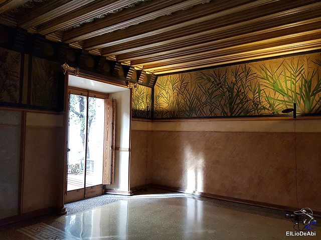 Casa Vicens primera casa modernista diseñada por Gaudi (15)