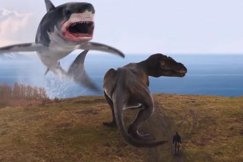 TheLastSharknadoDinosaurShark