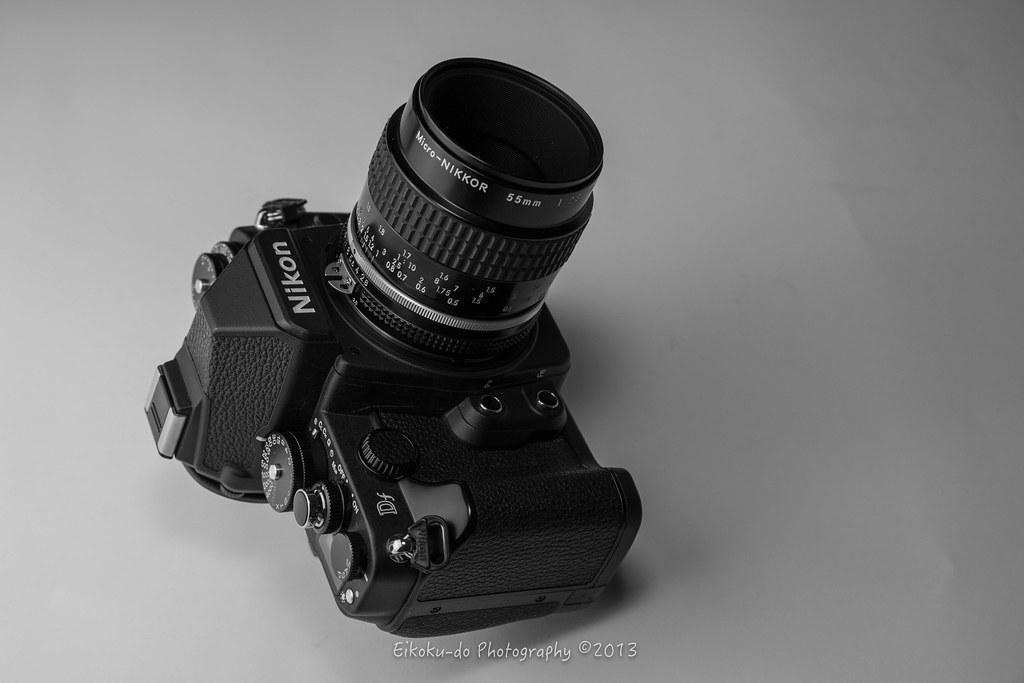 Nikon Df + Ai Micro-NIKKOR 55mm f/2.8S