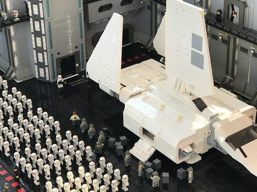 Lego en el Museo Rialia (en el centro un Wally LEGO perdido)