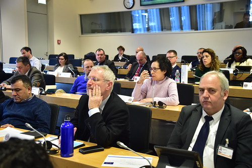 ESS-South Participants Learn How to Improve Security Partnerships