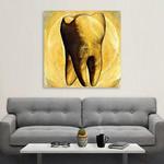 Tooth Art Dente Dourado Recepcao