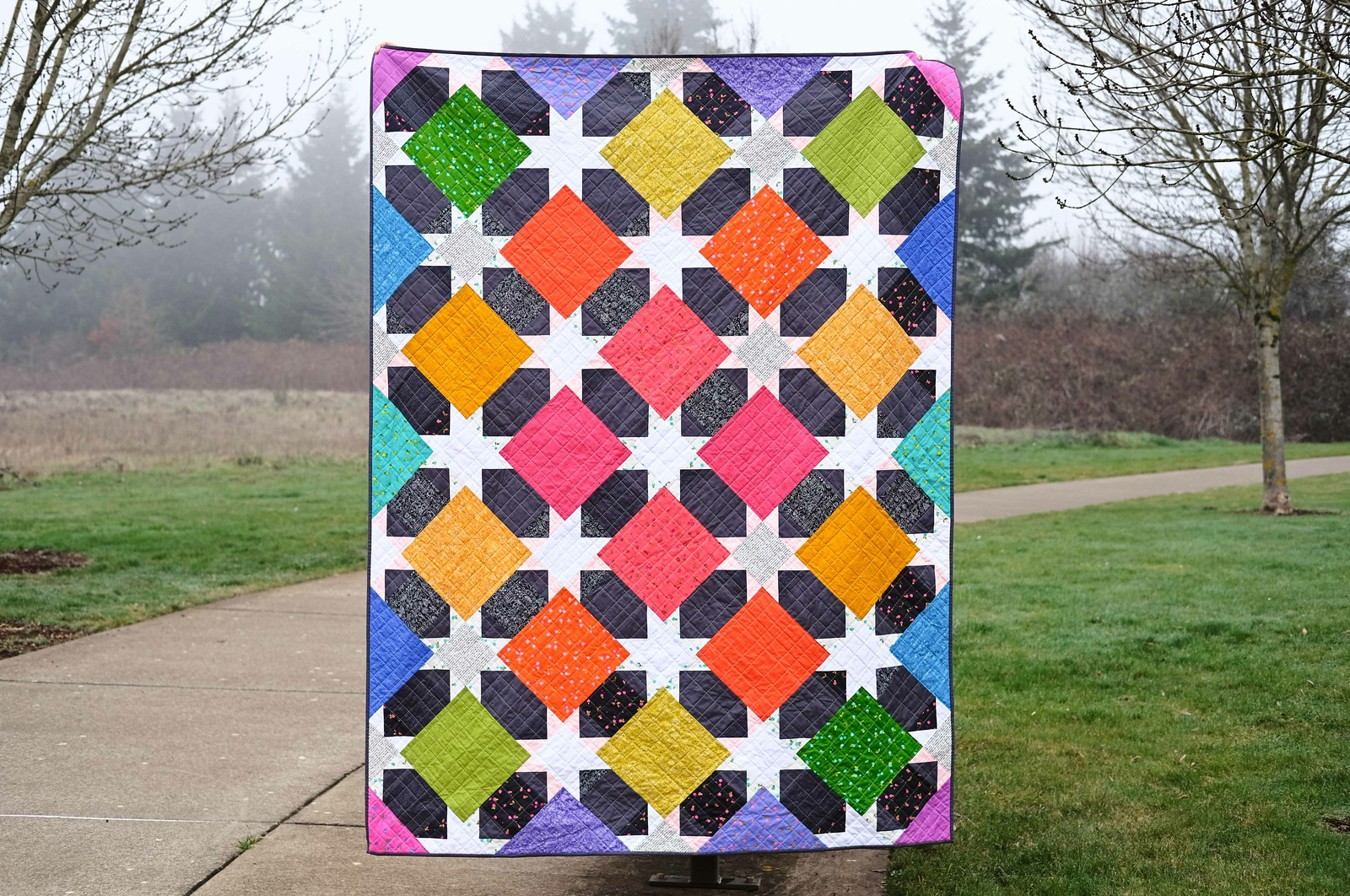 Sunprint 2019 Quilt - Kitchen Table Quilting