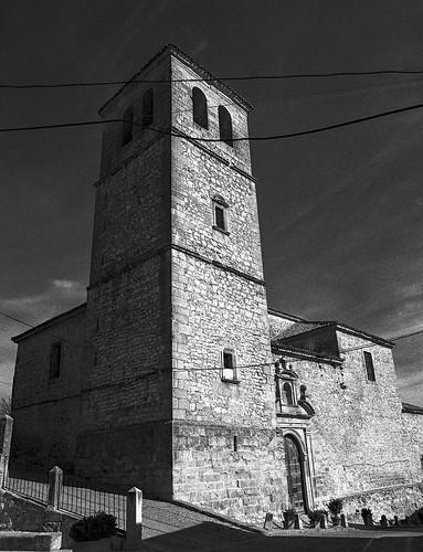 Cogolludo, iglesia de San Pedro.