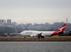 Jumbo in Sydney