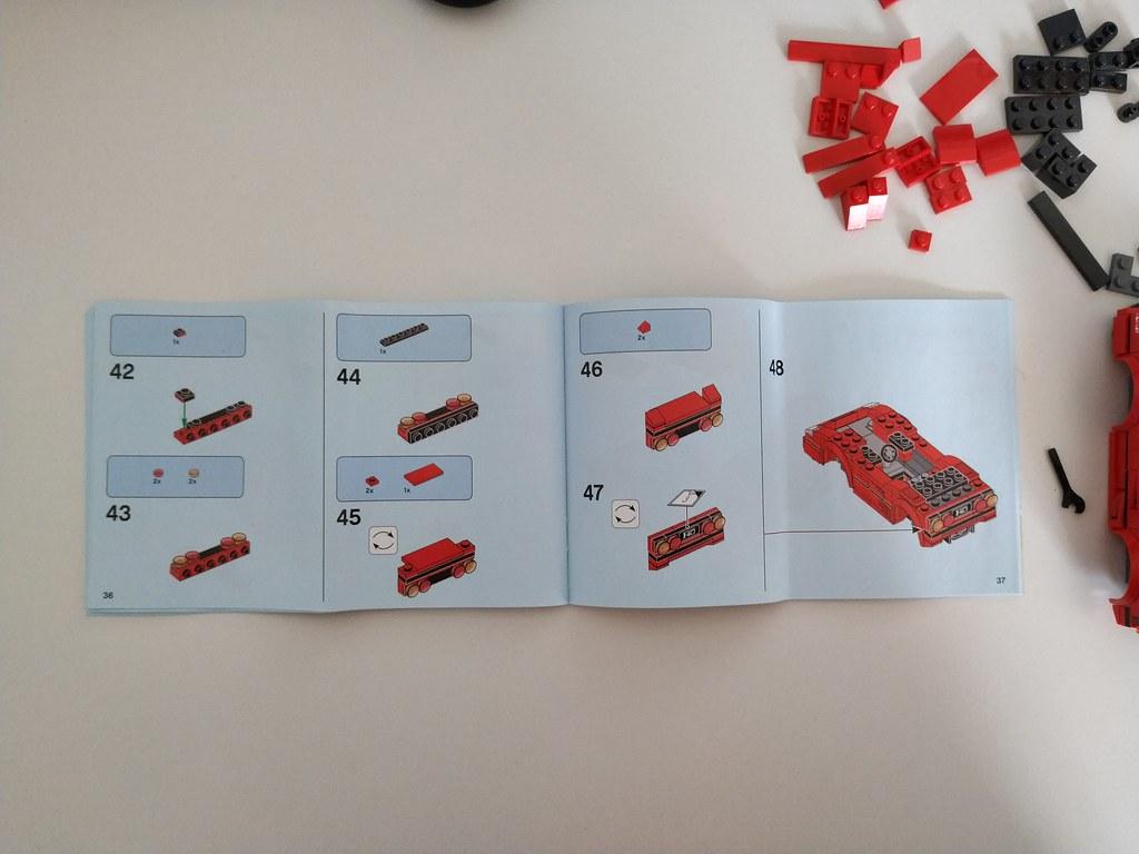 ThebrickReview: 75890 Ferrari F40 Competizione 46444635575_7b488e174d_b