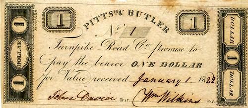 Pittsburgh & Butler Turnpike Co.