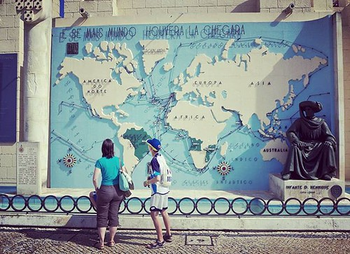 Buscando destino para el 2019. #timetochange #travel #map #viajar #2019 #coimbra