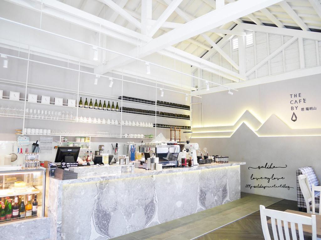 台北士林區想陽明山美軍宿舍餐廳文化大學附近咖啡下午茶排餐好吃義大利麵 (2)