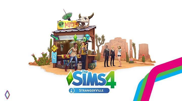 Los Sims 4 StrangerVille: review