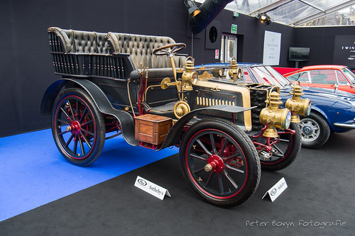 Panhard et Levassor 16 HP Rear Entrance Tonneau - 1900