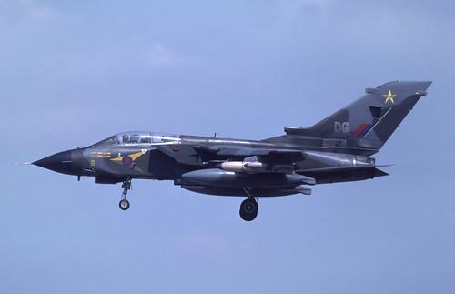 Tornado GR1 31sq