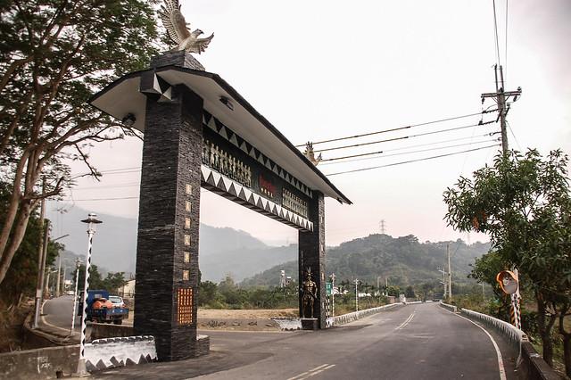 文樂社區牌樓
