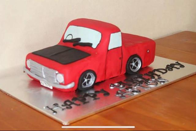 Car Cake by Design A Cake