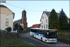 Setra S 419 UL - CTBR (Compagnie des Transports du Bas-Rhin) / Réseau 67 n°906 - Photo of Hengwiller