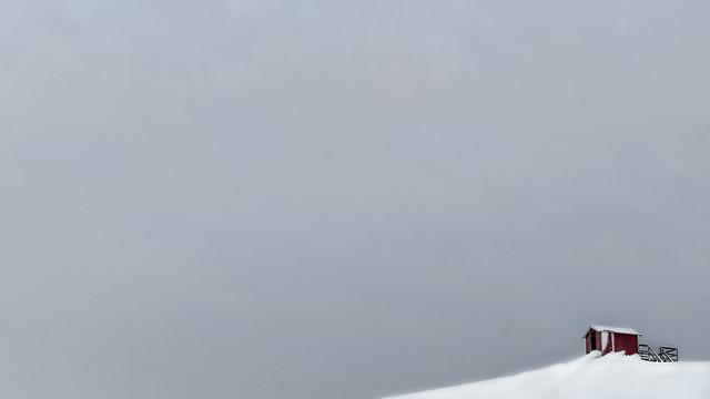 Ensamt på toppen., Nikon D5300, AF-S DX Nikkor 35mm f/1.8G