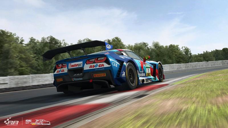 RaceRoom Corvette C7 GT3-R 4