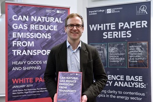 Can Natural Gas reduce emissions from transport? - White Paper
